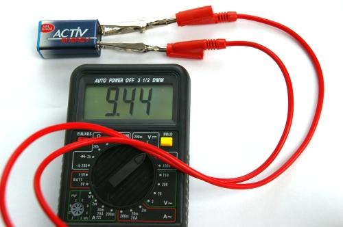Was ist eine elektrische spannung
